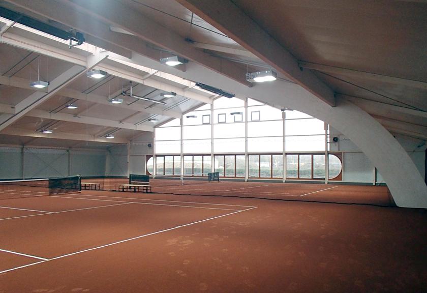 Tennishalle Berlin